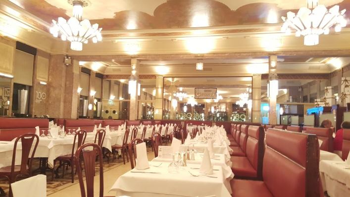 Brasserie Georges Lyon