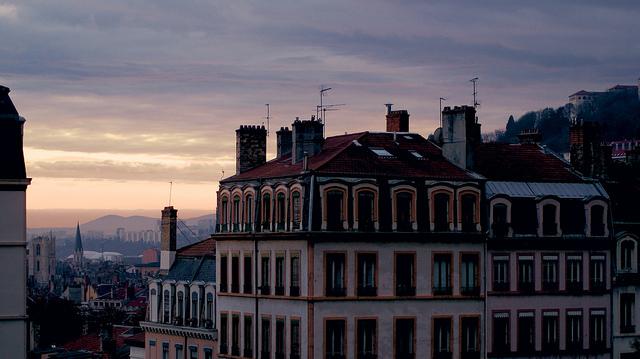 La Croix Rousse Lyon
