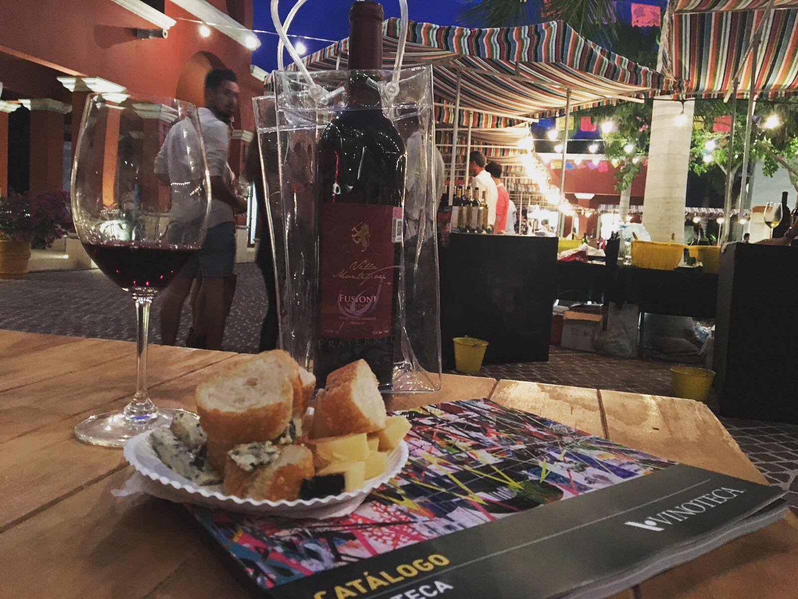 Fevino wine festival