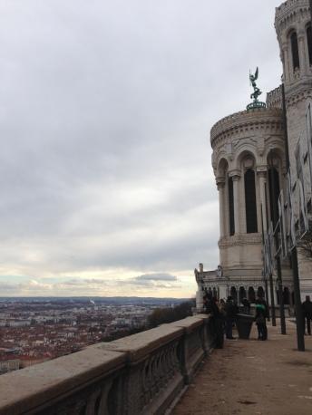 Lyon France La Fourviere